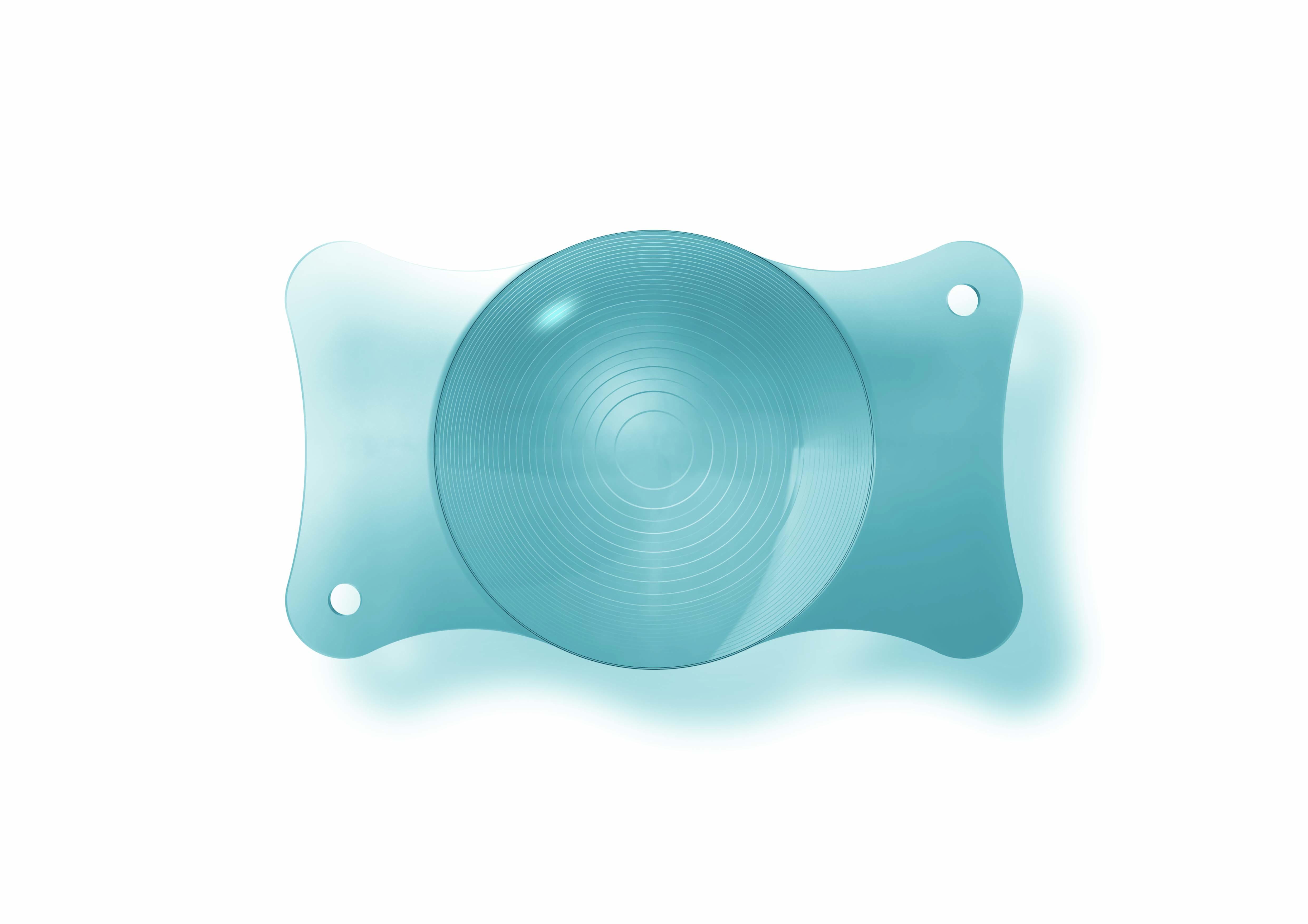 Image de l'implant trifocal AT-LISA 839 M